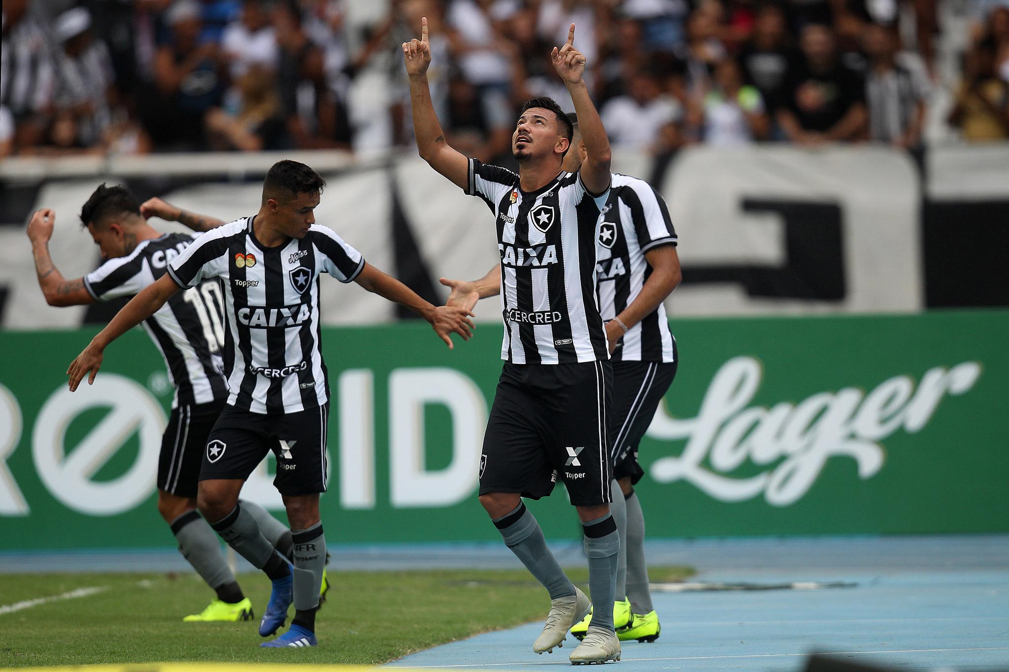 Foto: Vitor Silva - SSPress - Botafogo