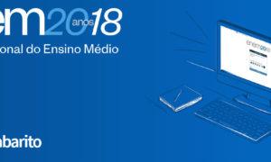 Gabarito Enem 2018