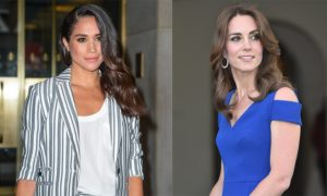 Meghan Markle e Kate Middleton
