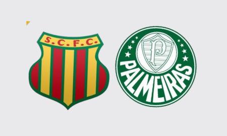 FUTEBOL AO VIVO Sampaio Corrêa x Palmeiras