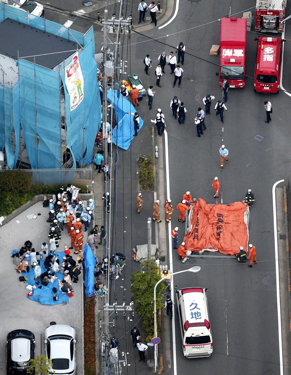 atentado japao