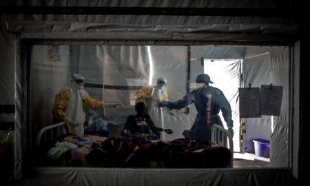 centros de tratamento contra ebola sao atacados no Congo