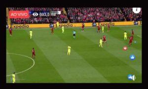 esporte interativo ao vivo