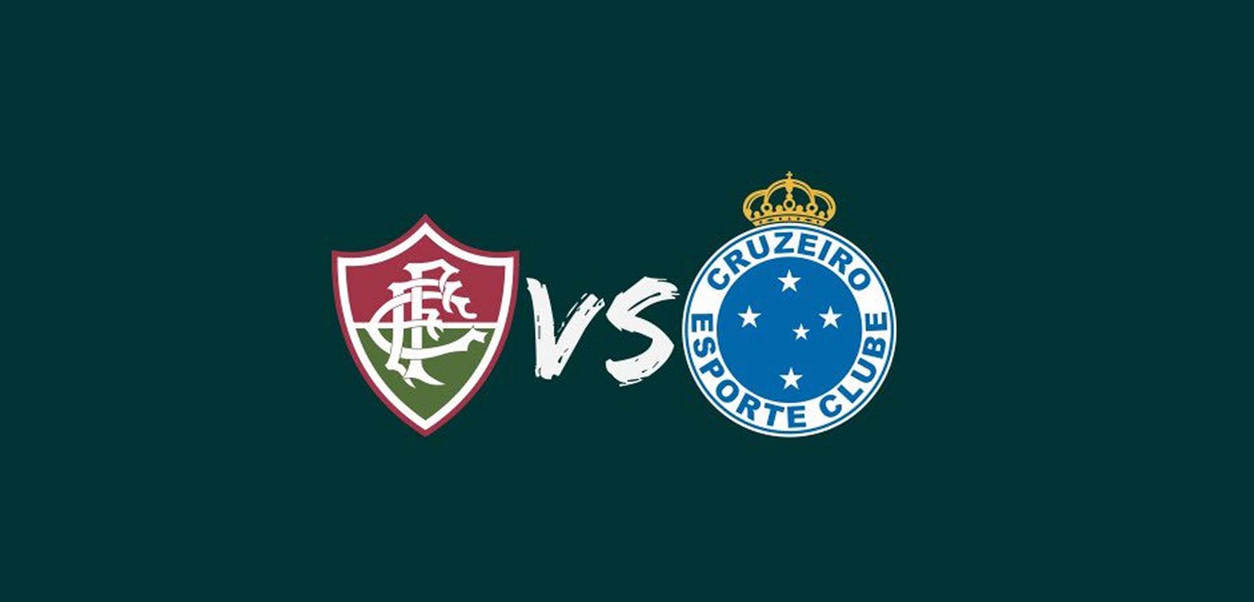 flu x cruzeiro ao vivo hoje copa do Brasil