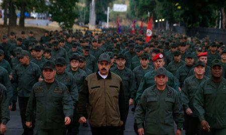 guerra maduro venezuela