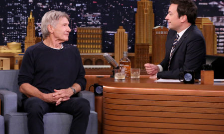 harrison ford peter mayhew programa de jimmy fallon