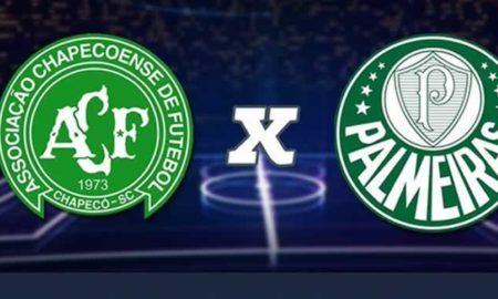 Palmeiras x Chapecoense ao vivo