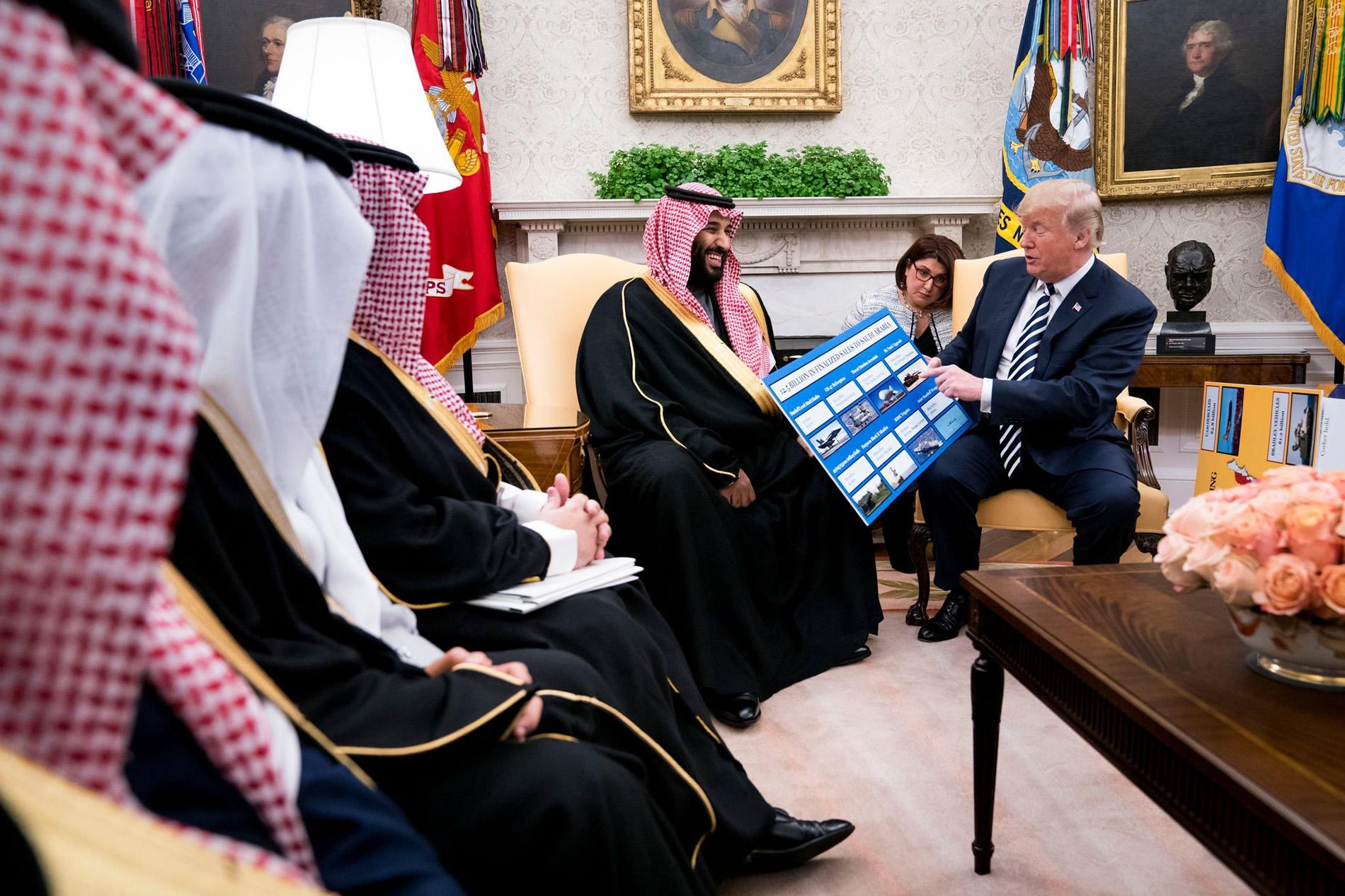 arabia saudita e estados unidos fabricacao bombas