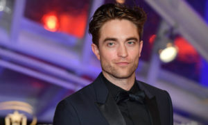 relutância de robert pattinson