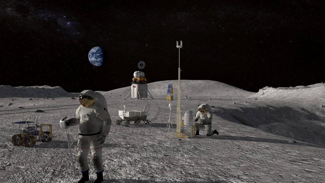 projeto gateway nasa na lua