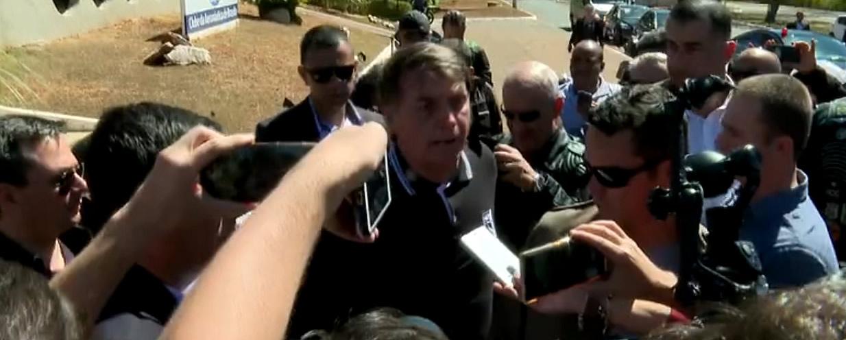 bolsonaro diz que brasil nao precisa de dinheiro da alemanha