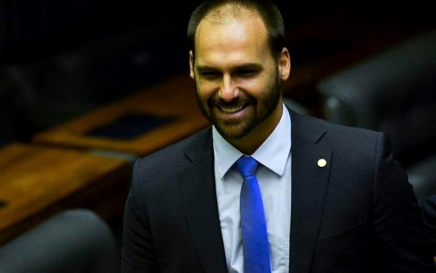 estados unidos aprova indicacao eduardo bolsonaro embaixador