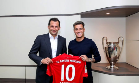 phillipe coutinho bayern de munique