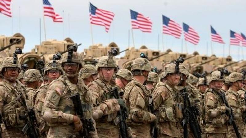 soldados americanos na arabia saudita
