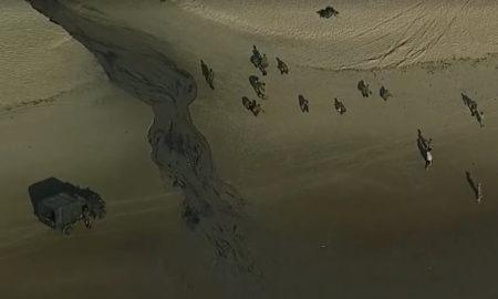 militares limpeza praias do nordeste