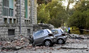 terremoto na albania