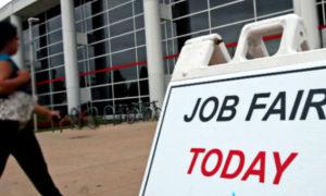 entrada no seguro desemprego estados unidos diminui