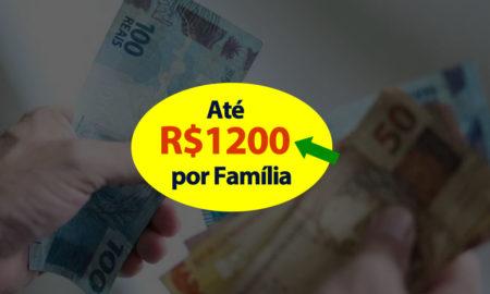 1200 por familia