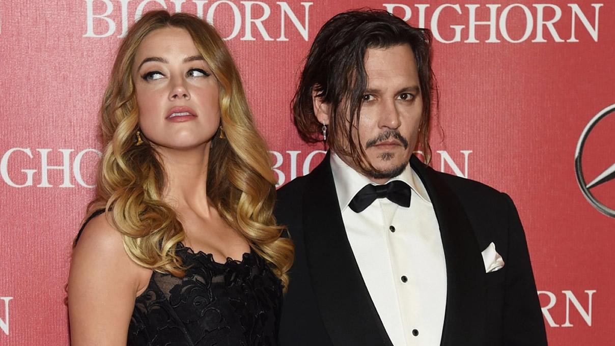 Amber Heard perde recurso contra -Johnny Depp